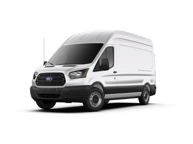 New 2019 Ford Transit-250 Base w/Sliding Pass-Side Cargo Door Van High Roof Cargo Van 1FTYR2XM0KKA34119 for sale in Woodside, NY at Koeppel Ford